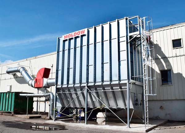 MHL Dust Collector System