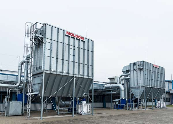 Moldow Dust Extraction and Filtration
