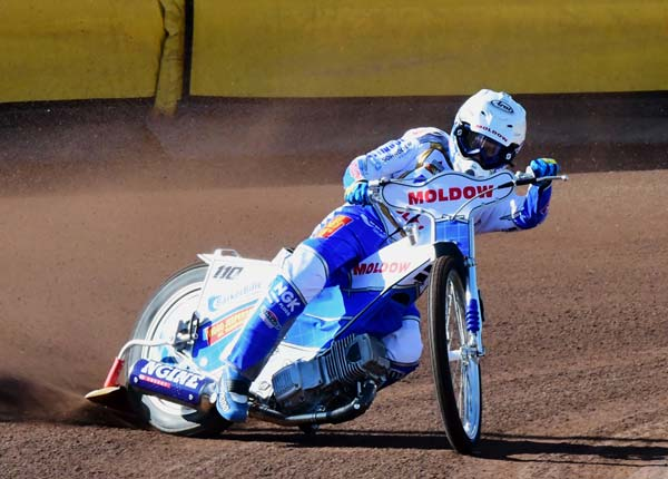 Sponsor of Nicki Pedersen 2020