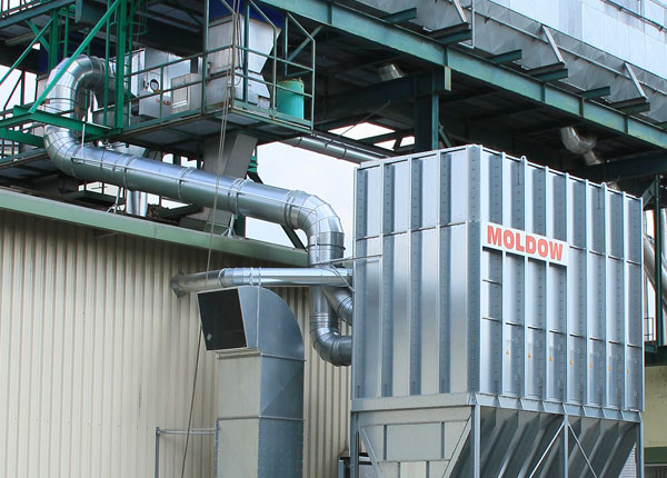 DanSep and Dust Collector